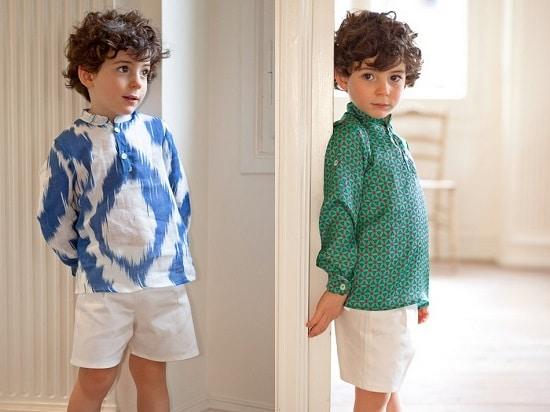 Margarite moda infantil
