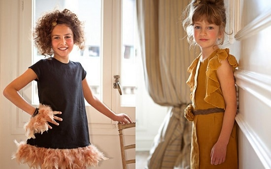 Margarite moda para niños