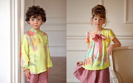 Margarite ropa infantil primavera
