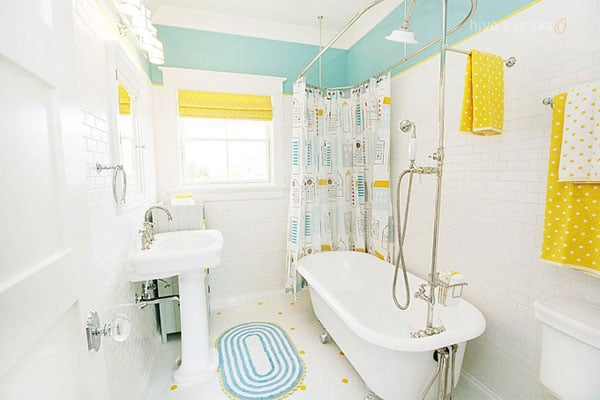 kids bathroom color ideas 12 ideas para decorar ba 241 os infantiles pequeocio 19097