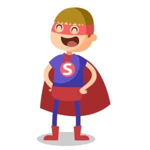 chiste de jaimito sobre superheroes