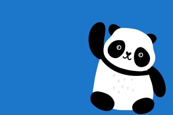 chistes de animales oso panda