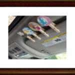 Juego para un viaje en coche con niños
