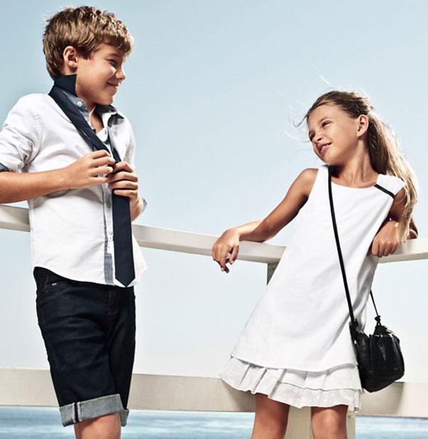 moda infantil hugo boss