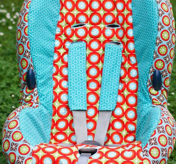 d948c7c57 Cómo reciclar una silla de coche para bebés