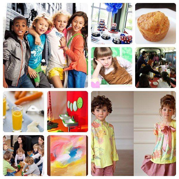 Lo mejor de... moda infantil primavera-verano 2013