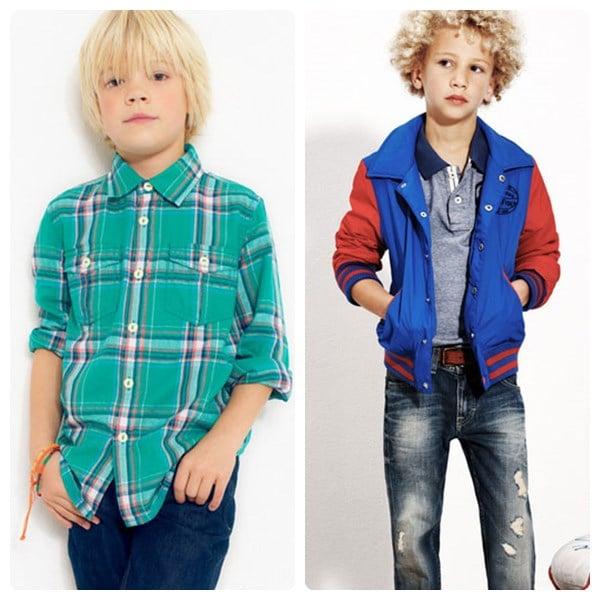 moda infantil tommy hilfiger