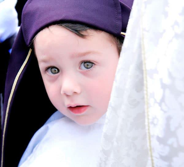 semana santa en sevilla con niños
