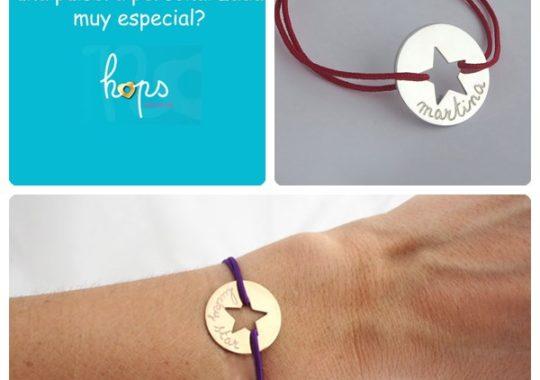 ¡Sorteamos una pulsera personalizada de Hops!