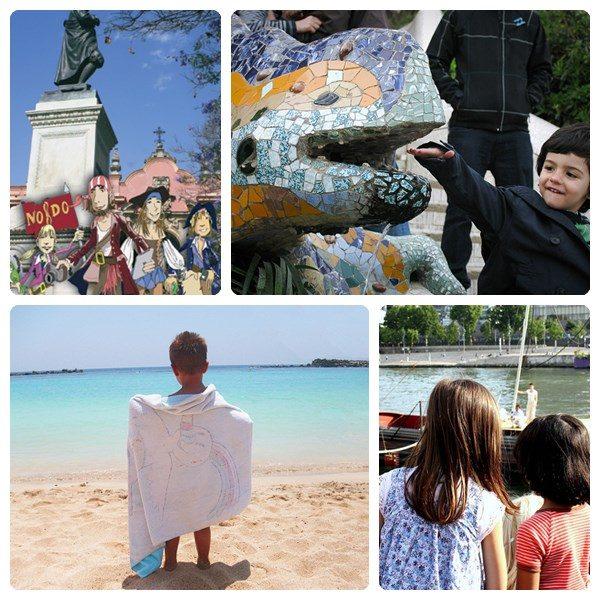 Semana Santa con niños, ¿dónde vamos de viaje?...