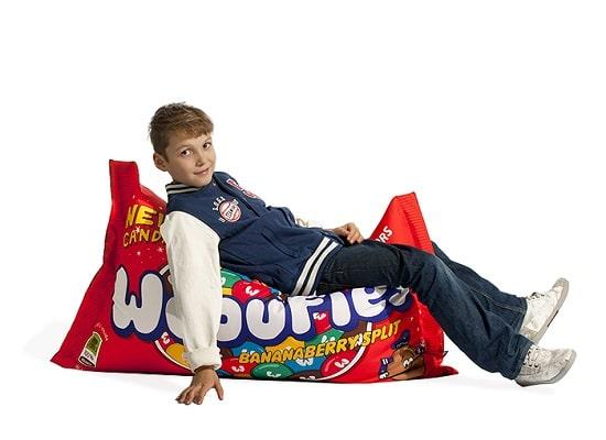 Woouf puf gigante caramelos