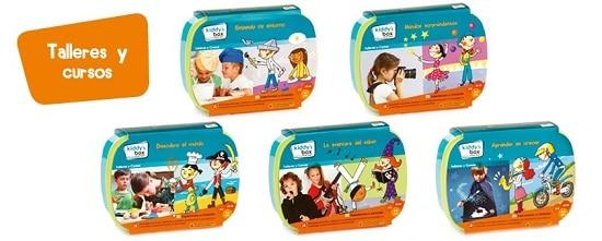 Kiddy´s Box talleres niños