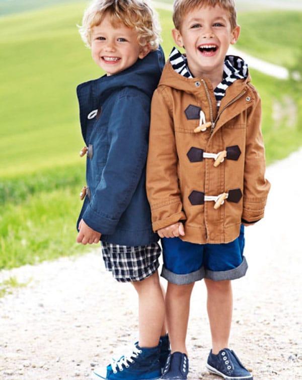 Ropa para niños de Benetton