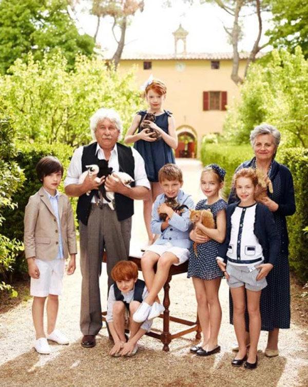 Benetton niños para la primavera verano 2013