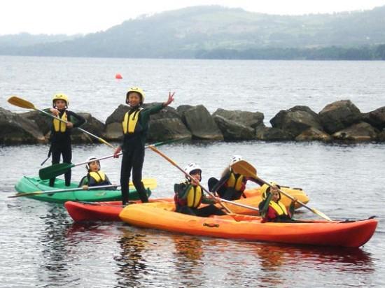 Campamento de verano en Irlanda para ninos - The Green Monkey