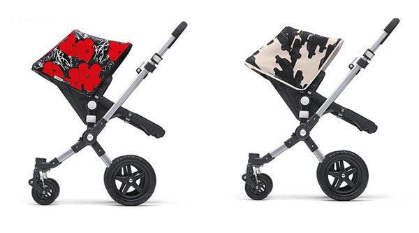 Bugaboo: cochecitos de bebés primavera 2013