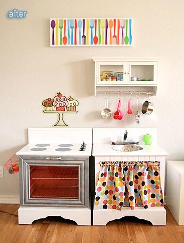 Cocinas de juguete para ni as for Cocina ninos juguete