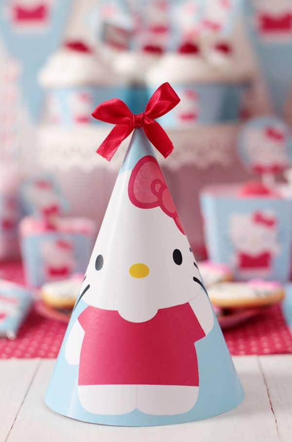 Fiesta cumpleaños Hello Kitty