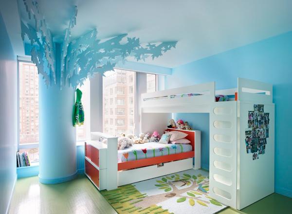 Habitaciones infantiles con estilo for Crear habitaciones