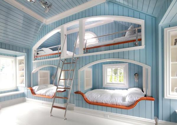 Habitaciones Infantiles Con Estilo - Imagenes-habitaciones-infantiles