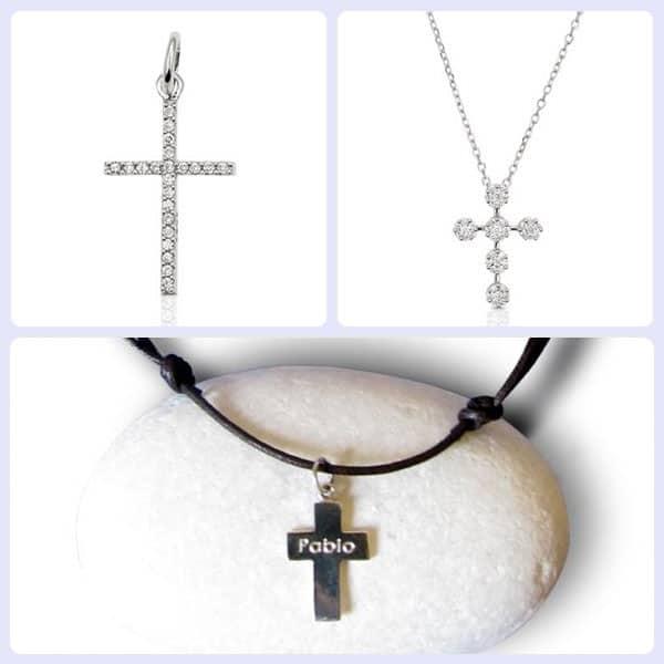 Joyas Comuniones cruz