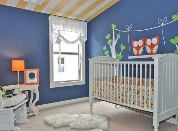 Murales infantiles de rboles decoraci n de la habitaci n - Papeles infantiles para paredes ...