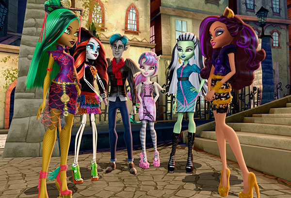 Pelicula Monster High