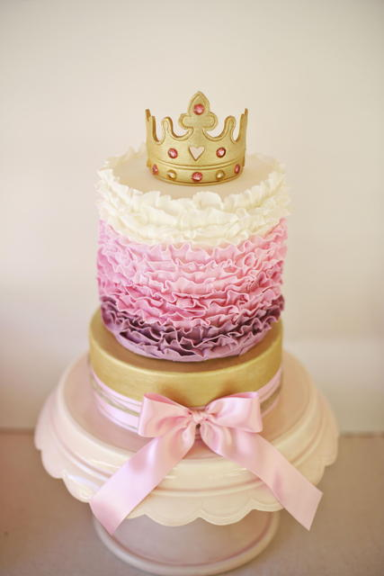 Una Tarta Para Un Cumplea 241 Os Infantil De Princesas