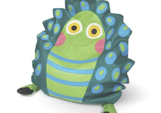 Sofá Friends: ¡muñecos que son sofás para niños!