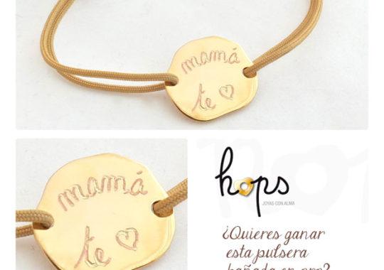 Hops pulseras personalizadas