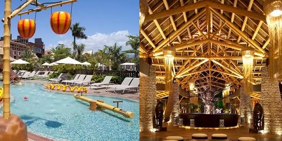 Alojamiento con ni os en gran canaria hoteles con ni os - Hotel piscina toboganes para ninos ...