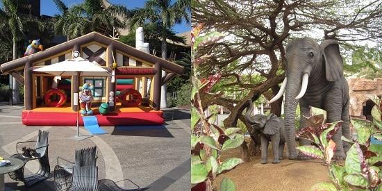 Hotel Lopesan Baobab actividades infantiles