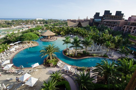 Hotel Lopesan Baobab Resort piscina