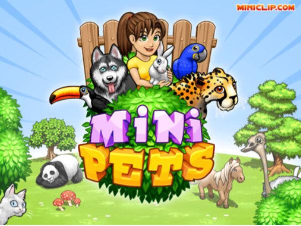App infantil de mascotas: Mini Pets