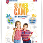 A Sea Adventure Summer Camp, campamento de inglés