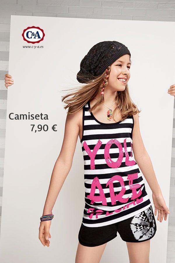 Moda infantil de C&A ¡nueva colección Black&White!