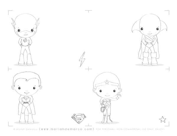Dibujos Para Imprimir Pequeocio
