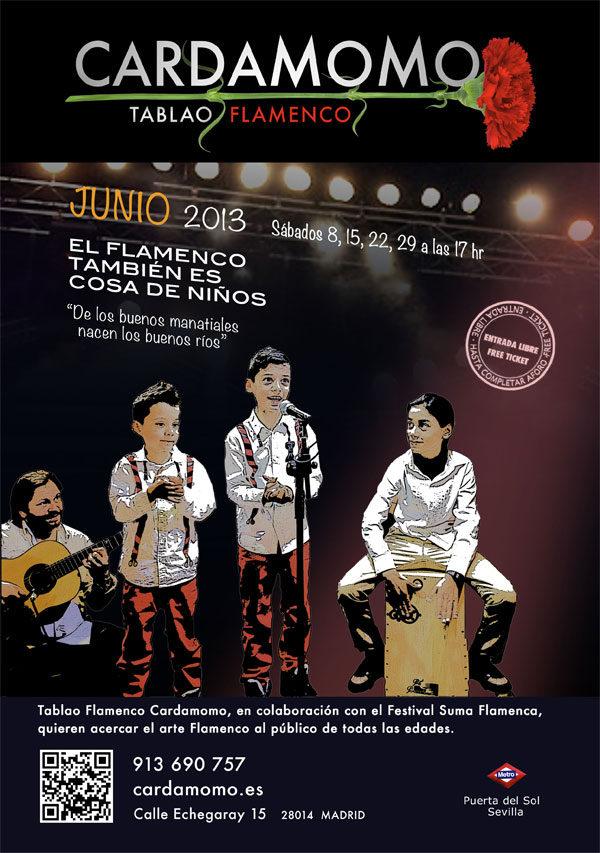 Espectáculos infantiles ¡de flamenco!