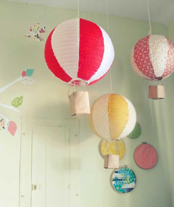 Decoraci n de la habitaci n infantil una l mpara muy - Lamparas para habitaciones infantiles ...