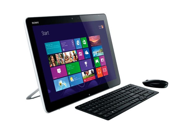 Vaio© Tap 20 Tablet-PC, el ordenador más familiar