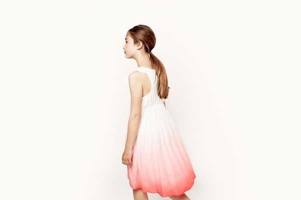 Zara Kids primavera-verano 2013