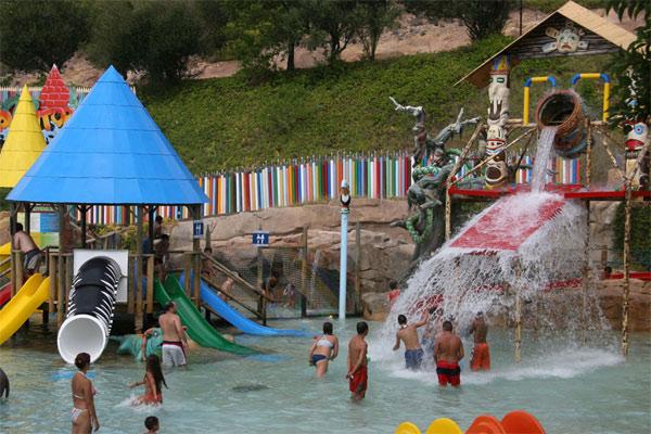 Los 6 mejores parques de agua de España