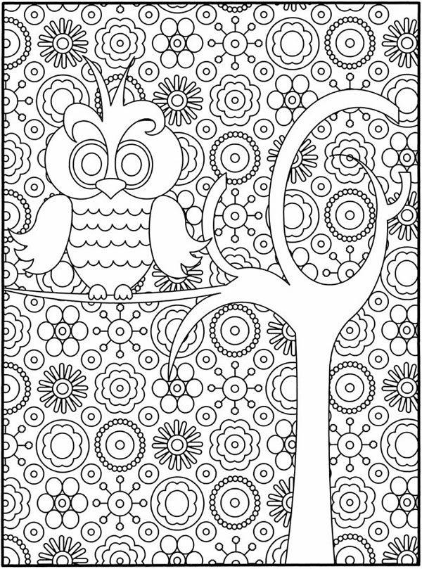 Dibujos para colorear de la primavera - Pequeocio