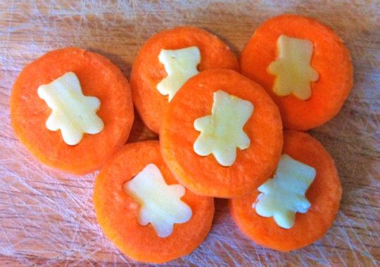 Una receta divertida con zanahorias 3