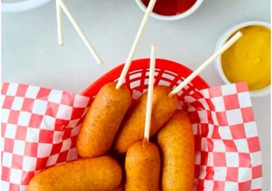 Corn Dog receta