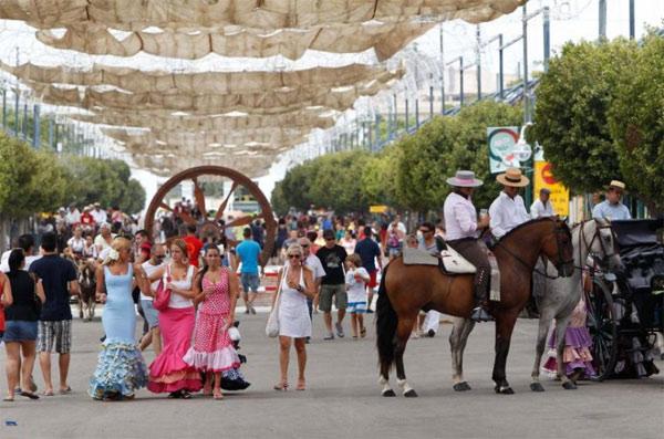 Feria de m laga 2013 actividades infantiles for Feria outlet malaga 2017