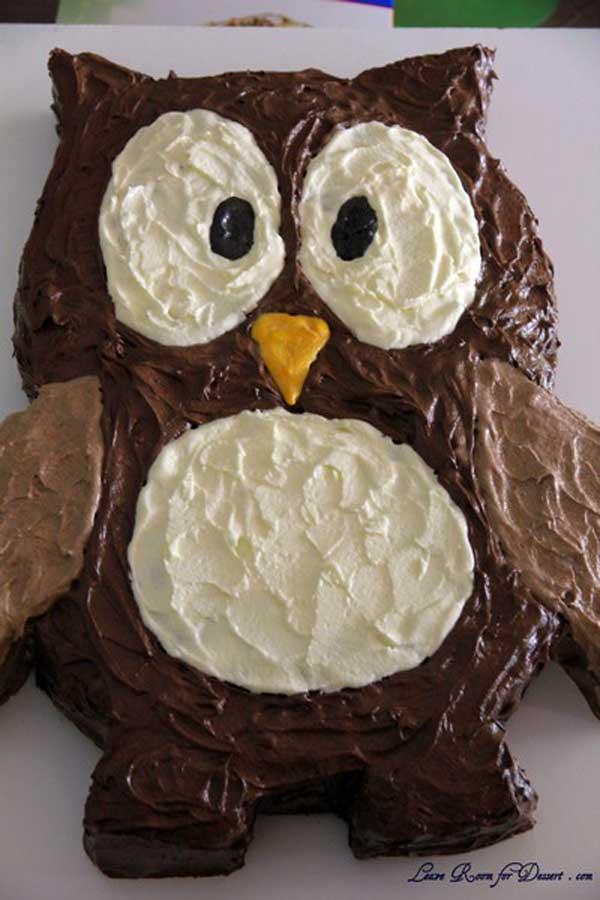 Una tarta original para un cumplea os infantil tarta b ho - Como hacer un cumpleanos original ...