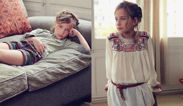 MANGO KIDS y su nueva moda infantil