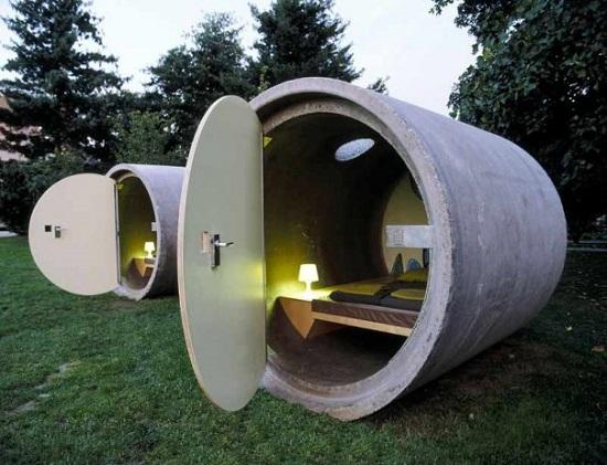 Dasparkhotel-tubería