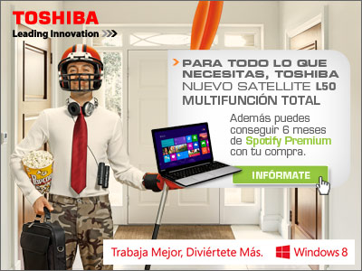 Toshiba vuelta al cole